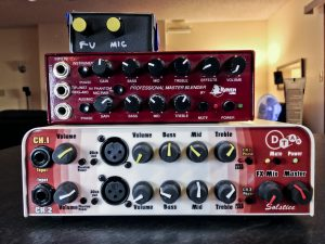 best acoustic guitar preamp