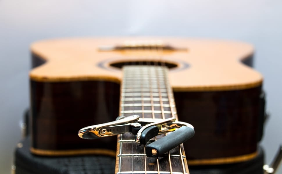 best capo for acoustic guitar