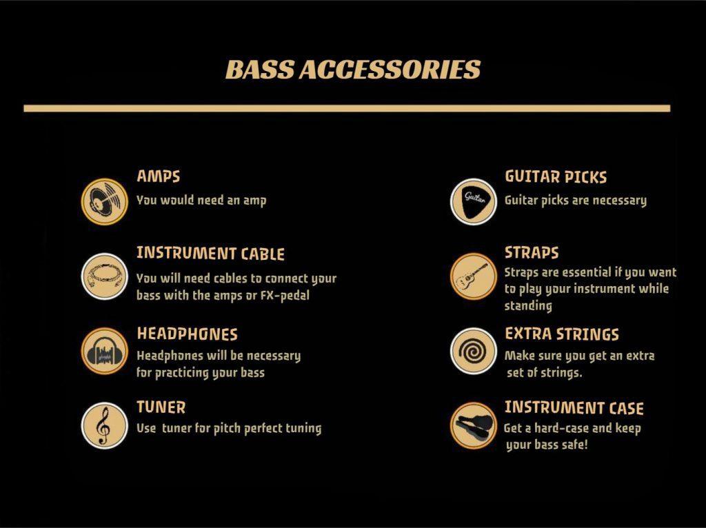 Bass Asseccsories