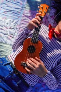 find notes of song ukulele