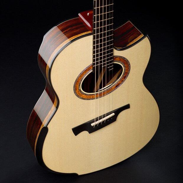 Greenfield guitars