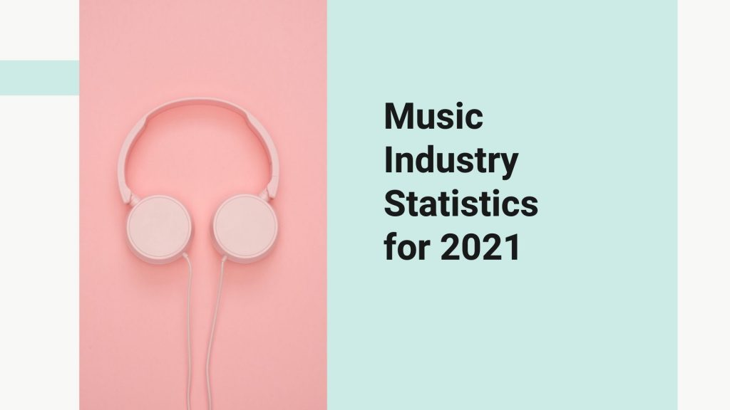 Music Industry Statistics for 2021